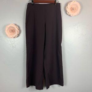 Eileen Fisher Brown  Career  Pants Slacks M1144